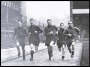 Image of : Photograph - Everton F.C. training including Tommy Eglington, J. O'Neill, Ted Sagar