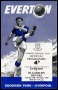 Image of : Programme - Everton v Blackburn