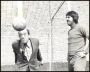 Image of : Photograph - Dixie Dean with Bob Latchford