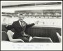 Image of : Photograph - Phillip Carter, Chairman Everton F.C., in the new Executive Box